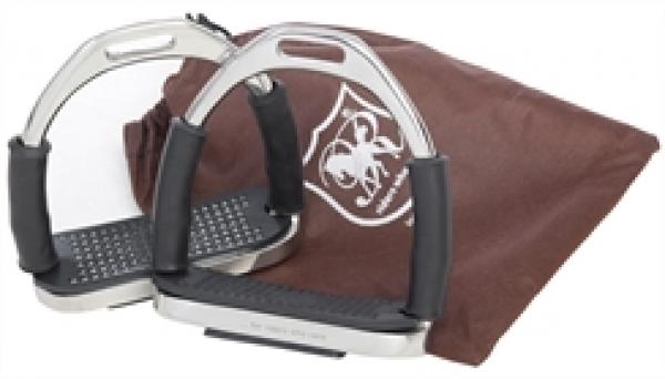 1 Paar Reiten Steigbügel Sicherheitssteigbügel aus Edelstahl